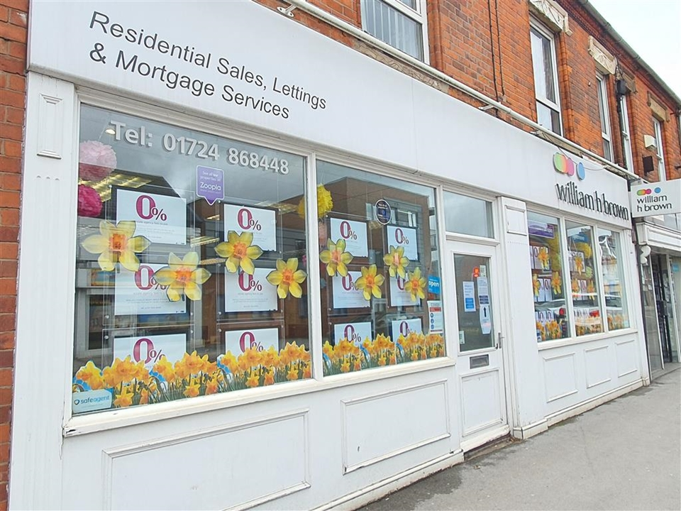 William H Brown Estate agents in Scunthorpe