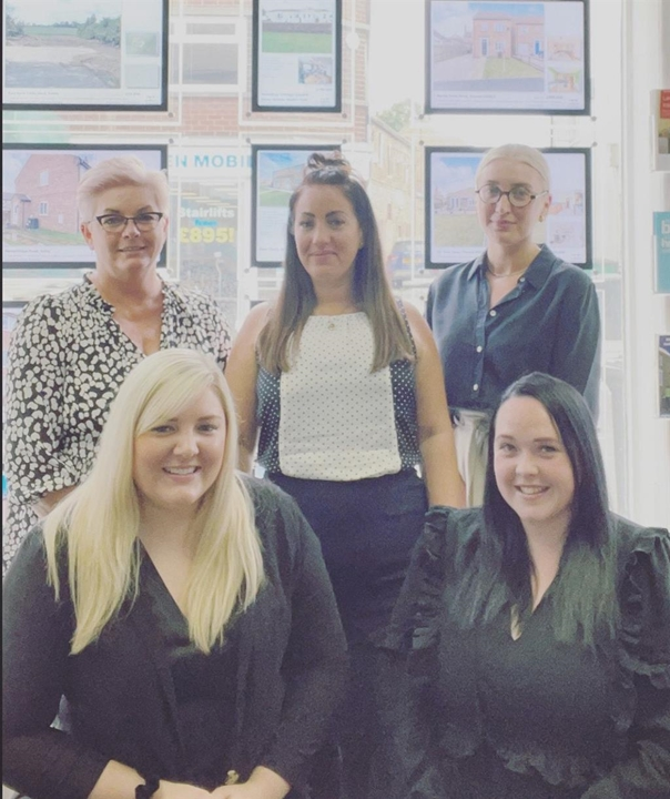 Our brilliant Sales team, dedicated to help you sell your property and assist you in buying your next dream home.