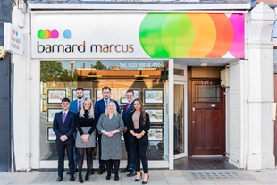 Barnard Marcus Estate Agents, Southfields.