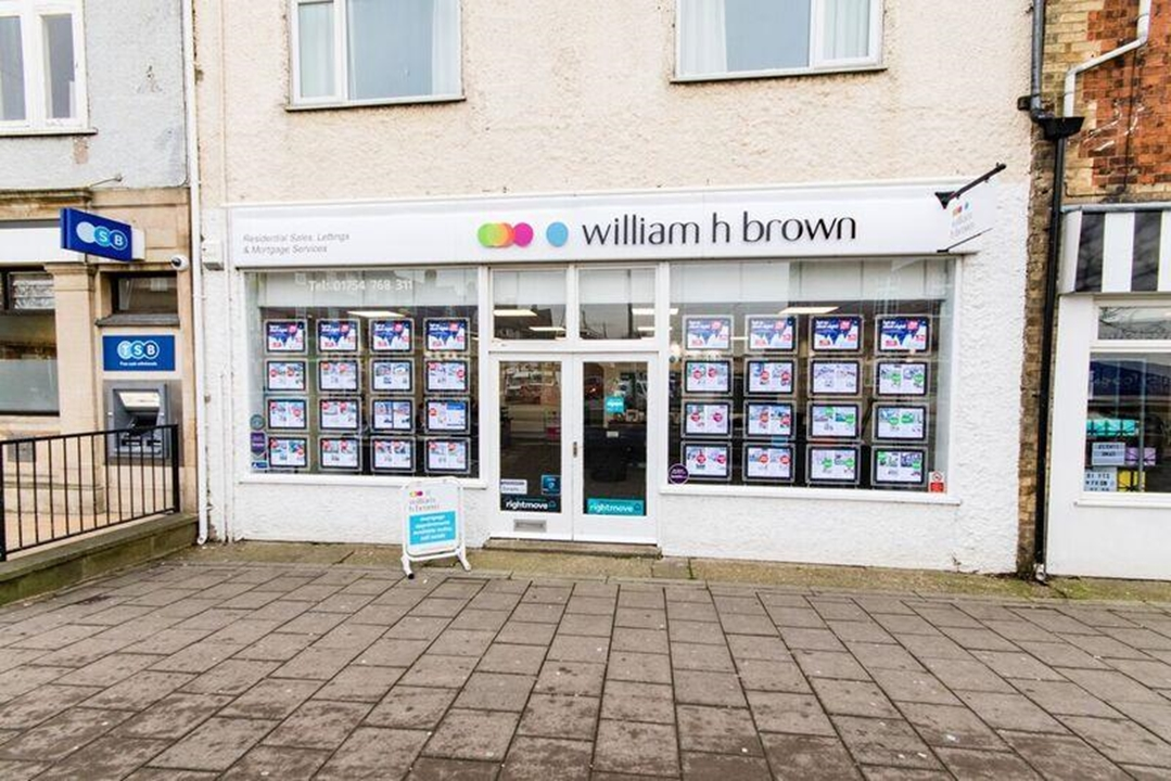 DOUBLE AWARD WINNING, RECORD BREAKING William H Brown Skegness Branch, working longer & harder to get you moving, pop into our FANTASTIC Office today!