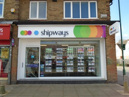 Shipways Estate Agents in Shirley, based on the Stratford Road, Shirley Please feel free to call in and meet the team.