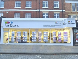 Fox & Sons have been assisting homeowners in Southampton for over 100 years and we enjoy an excellent office location on London Road.