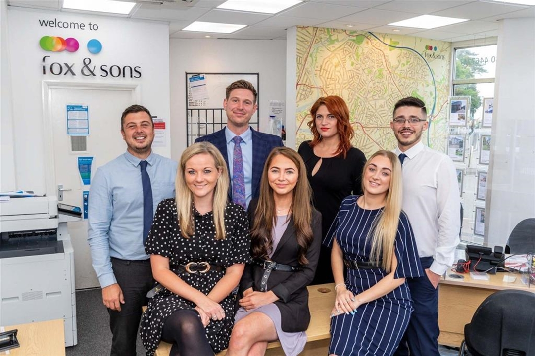 Jason (Area manager), Chris (Branch manager),Jo (Lister), Gary (Lettings negotiator), Tammie(Negotiator), Tyler(Lettings manager), Corrin(Negotiator)