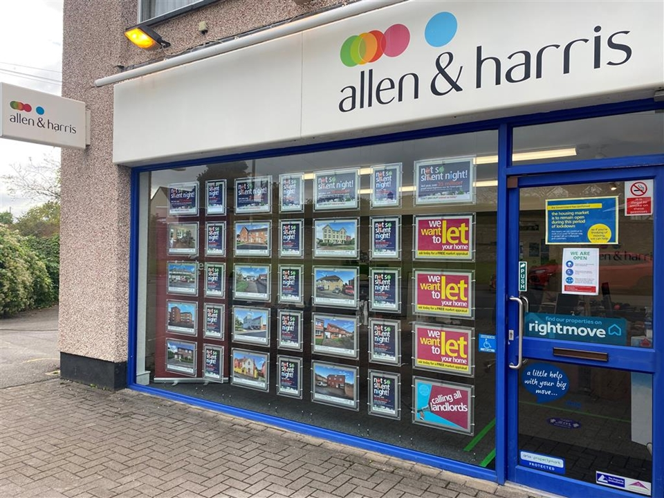 Allen & Harris Estate agents in Stoke Gifford, Bristol