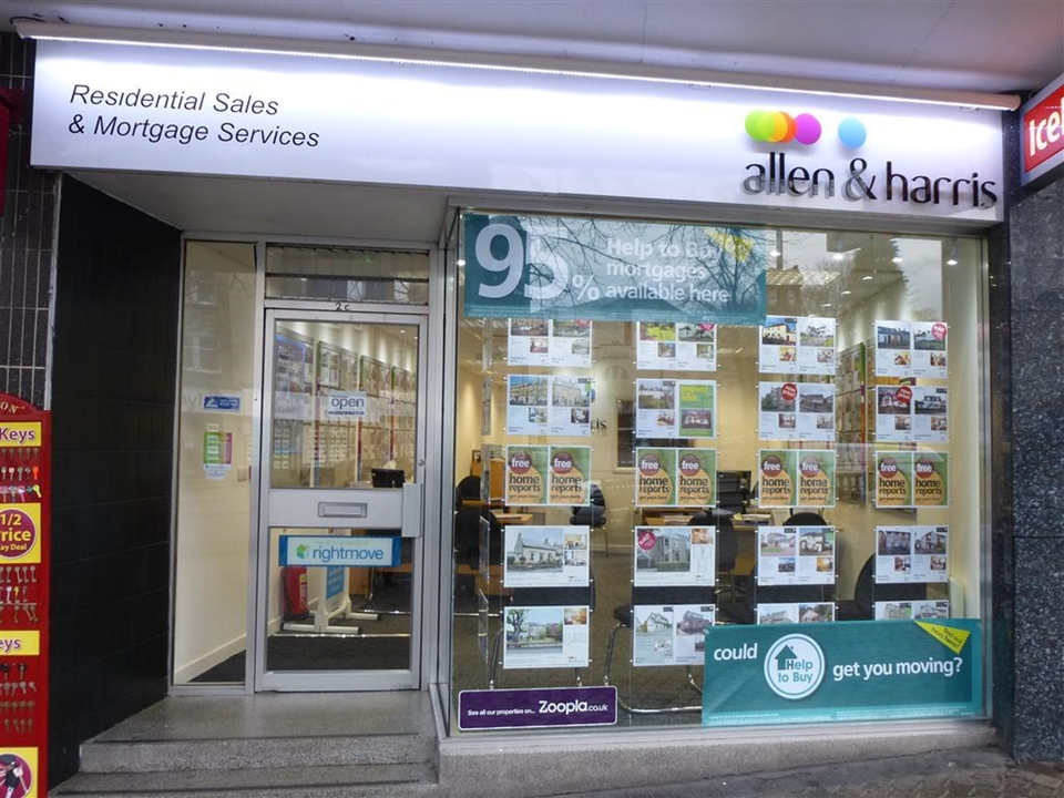 Allen & Harris Estate agents in Stirling