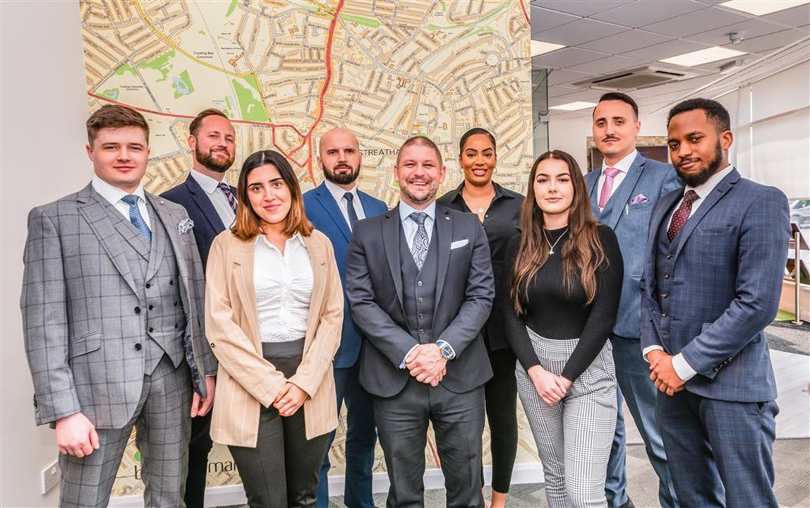 Looking for your ideal home - our Sales & Letting's Team in Streatham can help