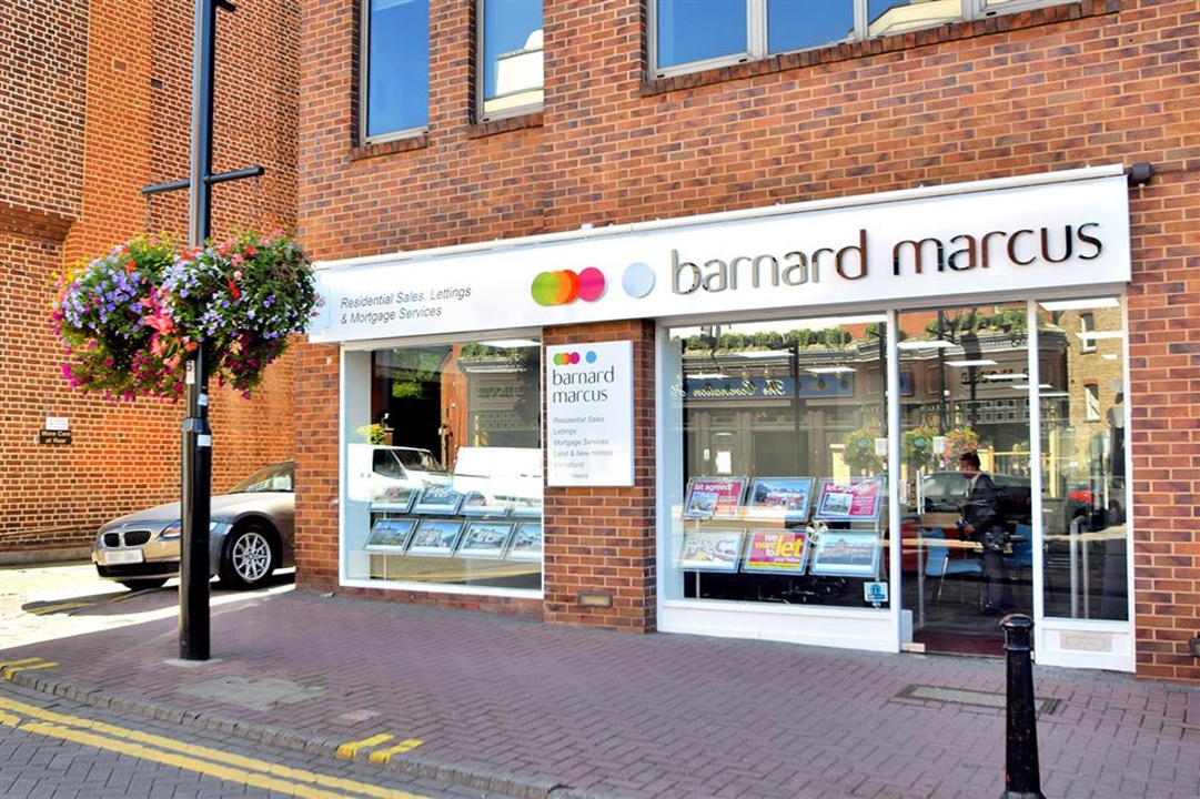 Barnard Marcus Estate Agents in Surbiton, with over 30 years experience.
