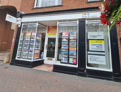 The Taunton branch offers residential sales, new homes, lettings, mortgage services, conveyancing, surveying and much more!
