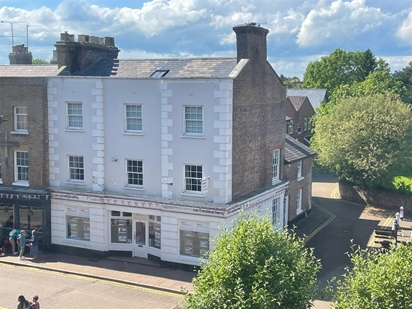 Brown & Merry Estate agents established in 1832 with a reputation that is second to none. Part of a large network of offices nationwide.