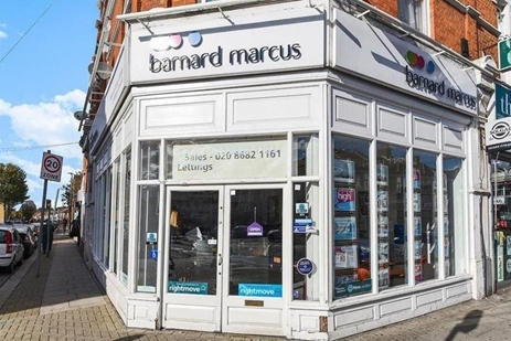 Barnard Marcus Estate agents in Tooting. Specialising in Sales, Lettings and Mortgage Services.