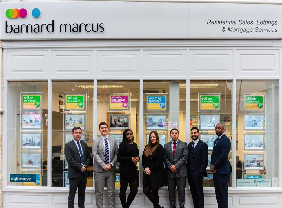 Barnard Marcus, Tooting, would love to assist you in Letting, Selling, Purchasing or Renting your property