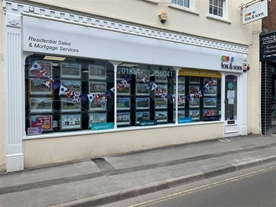 Our Fox & Sons office is situated on Bampton Street in Tiverton- Call in and see us!
