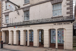 Bagshaws Residential Estate agents in High Street Uttoxeter
