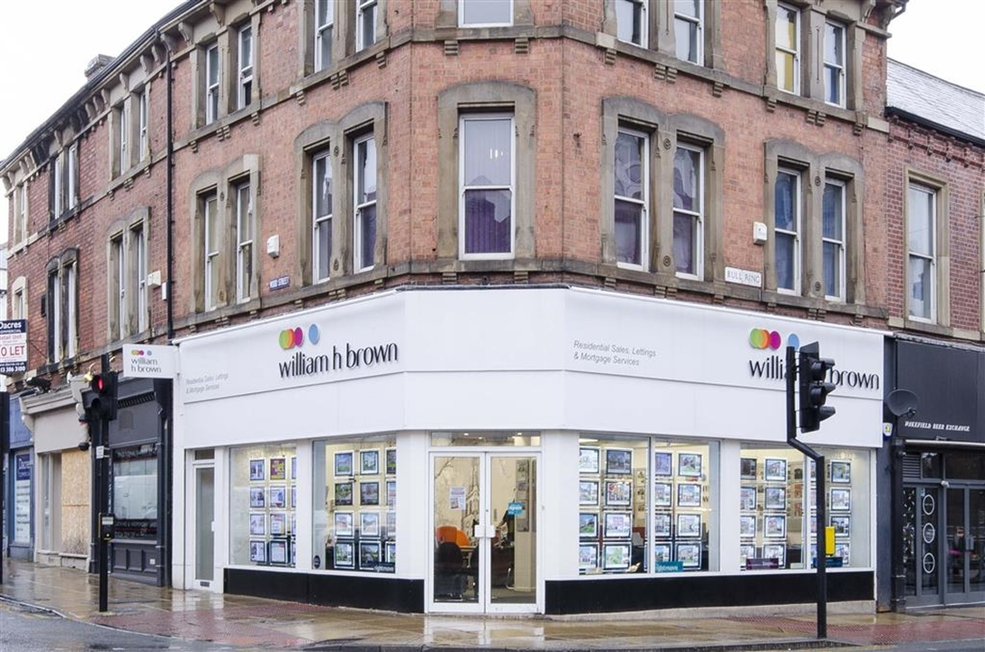 William H Brown Estate agents in Wakefield, 2 Wood Street, WF1 2ED