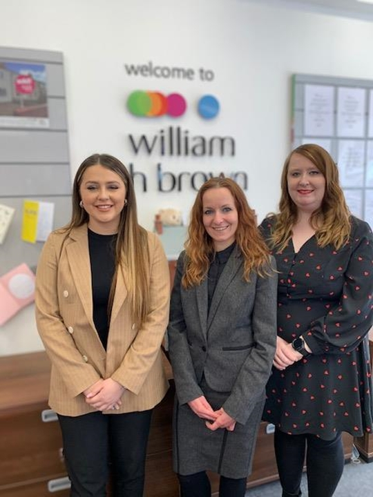 William H Brown Lettings Team -, Megan & Scott - please call 01924 376817