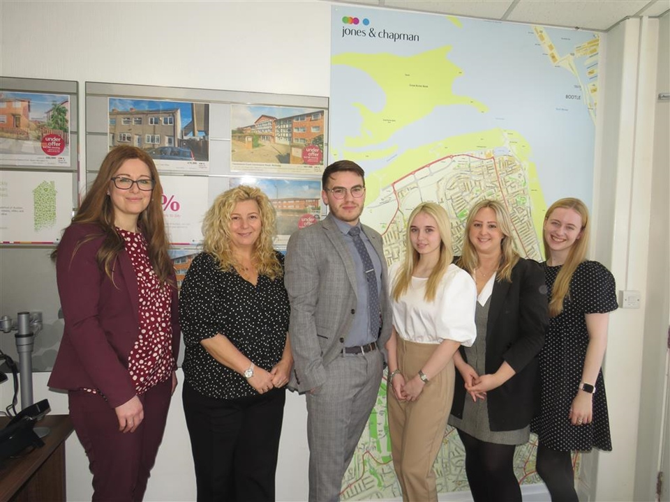 Our team consists of Branch Manager James, Sales Negotiators Georgina, Joe and Tom, Mortgage Consultant Hugo and Lister Matt.