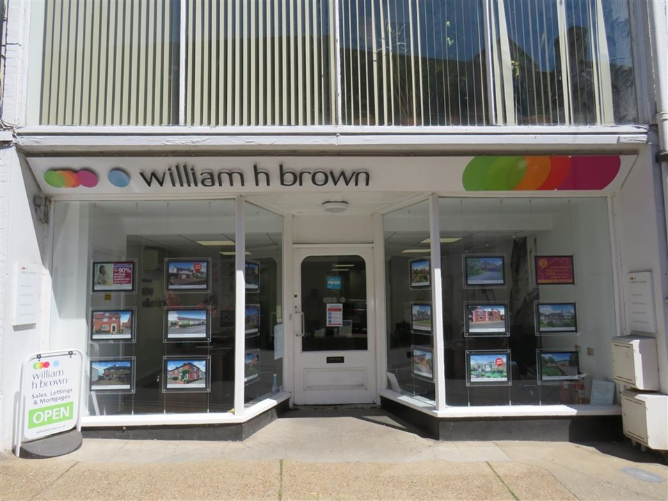 William H Brown, market leading Woodbridge Estate agents agreeing house value sales in excess of eight million pounds in the last three months.