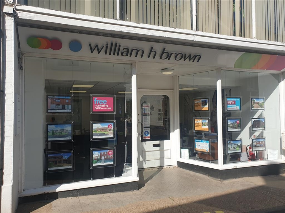 William H Brown helping you buy, sell, let or rent properties in Woodbridge and surrounding areas. We also offer mortgage and re-mortgage advice.