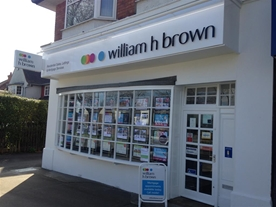 The William H Brown Estate Agents Team at the Willerby Office, Willerby Square, West Hull