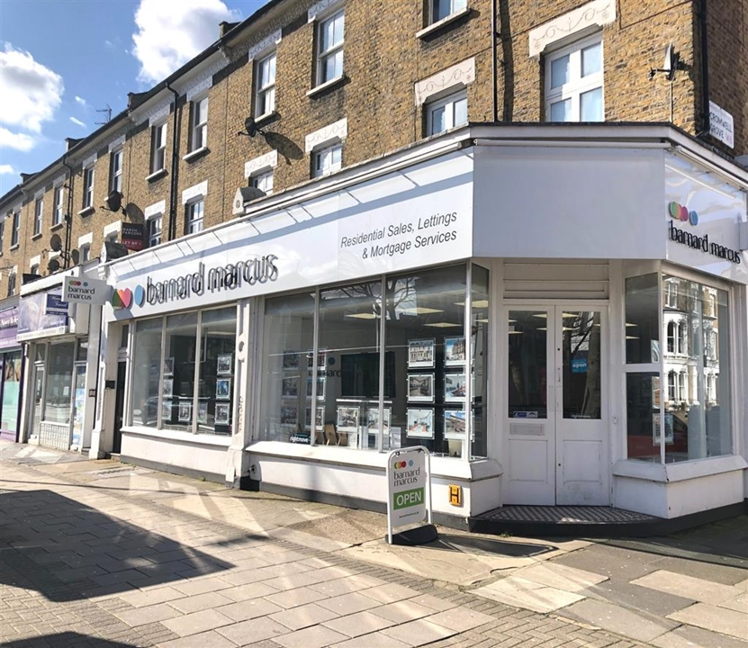 Barnard Marcus Estate Agents in West Kensington, London.  We can help you to BUY or Sell, LET or RENT your property TODAY!!