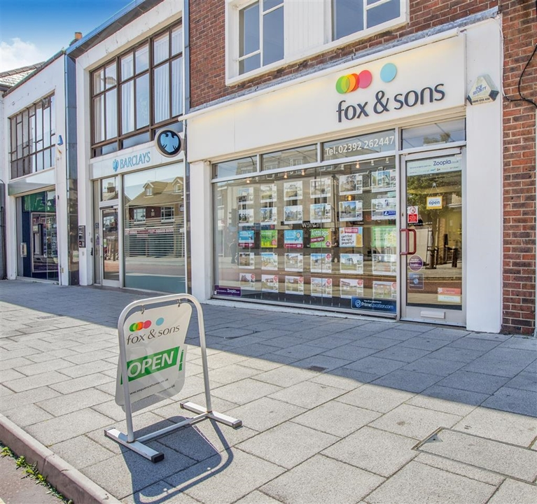Fox & Sons Estate agents in Waterlooville