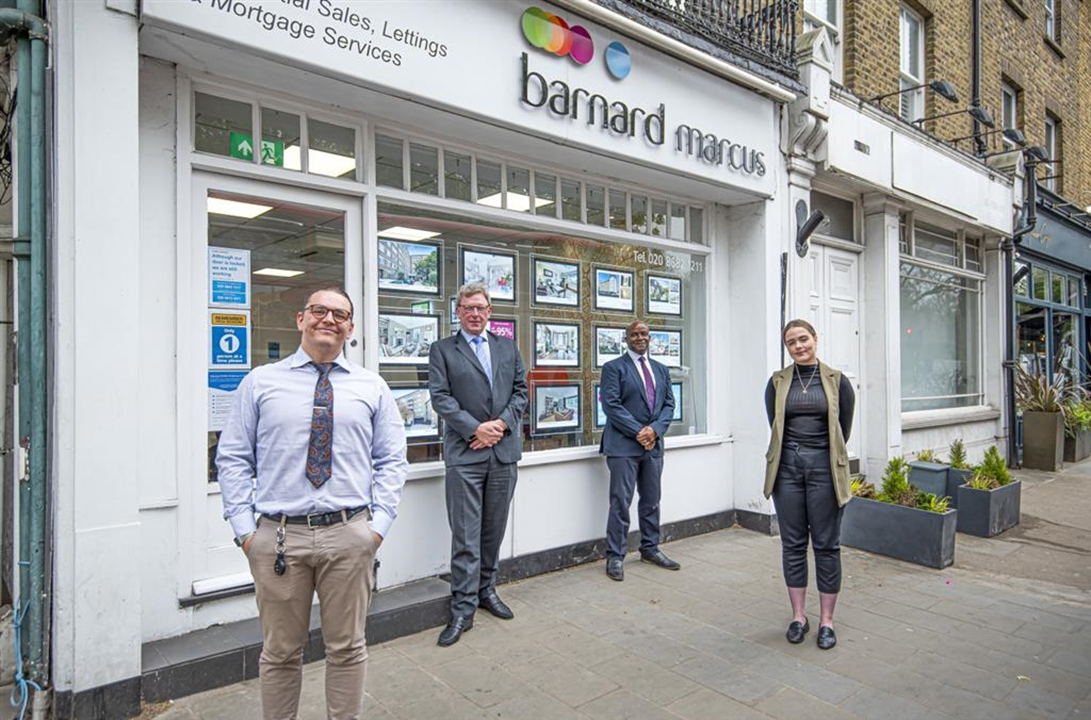 Barnard Marcus Estate agents, Wandsworth Common would love to assist in selling your property as well as finding you a home!