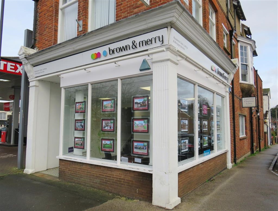 Thinking of selling your house in Woburn Sands or the surrounding area? Come to see us at Brown & Merry we would love to help you!