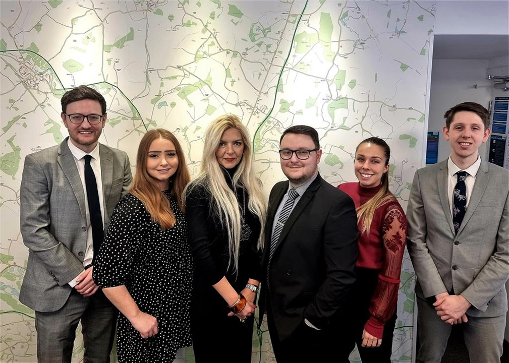 Meet our dedicated Sales team here at William H Brown Ware.