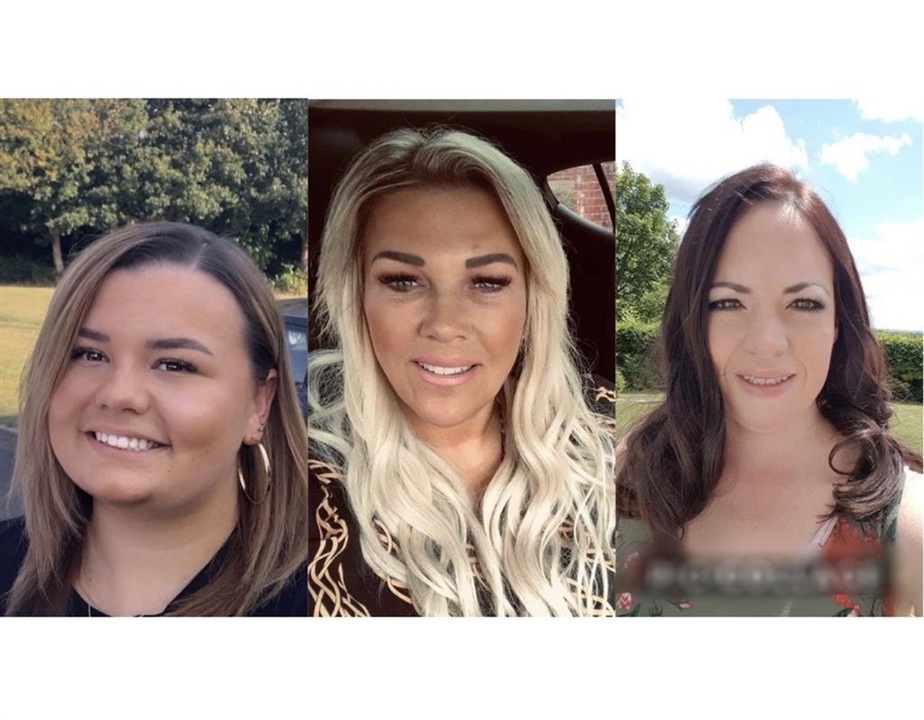 Letting's Team - Karen Akerman, Kelsey Akerman and Clare Hulbert