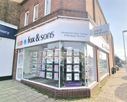 Fox & Sons Estate Agents in Goring by Sea