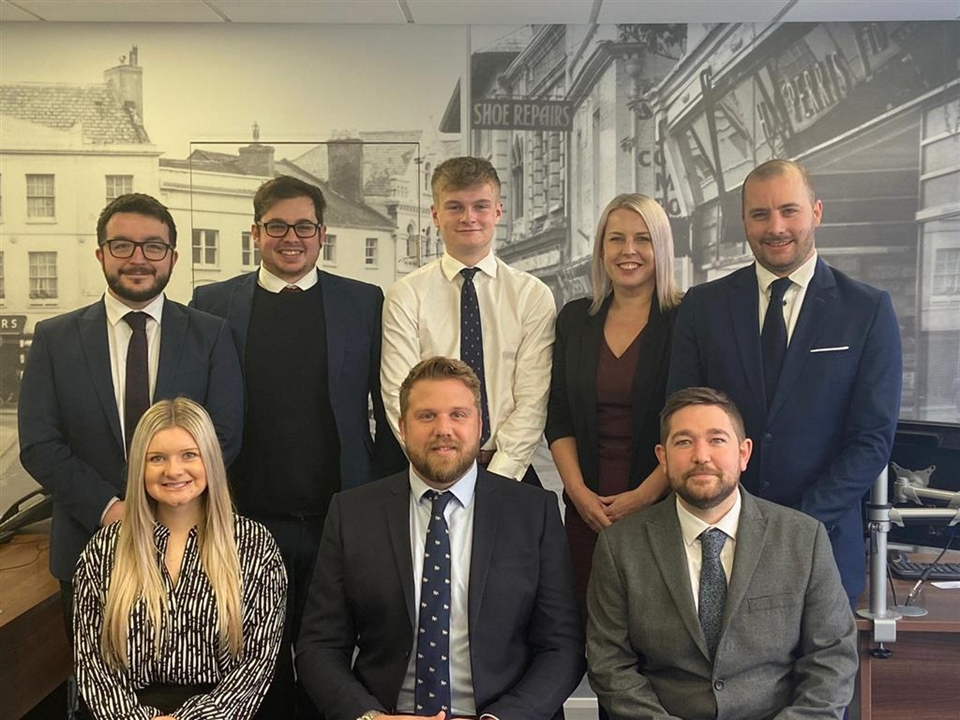 Our team at Fox & Sons, years of combined experience in helping sellers & buyers, mortgages, remortgages, probate sales, new homes and part exchanges!