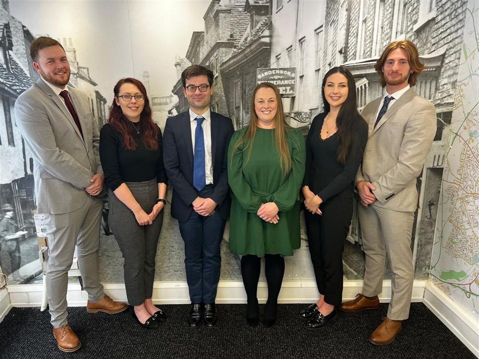 William H Brown York Sales Team
