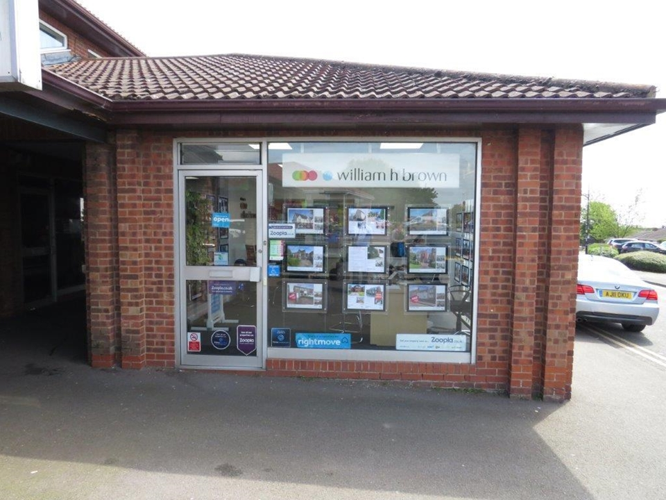 William H Brown are located in the heart of Yaxley village - the perfect position for your property to be advertised locally!