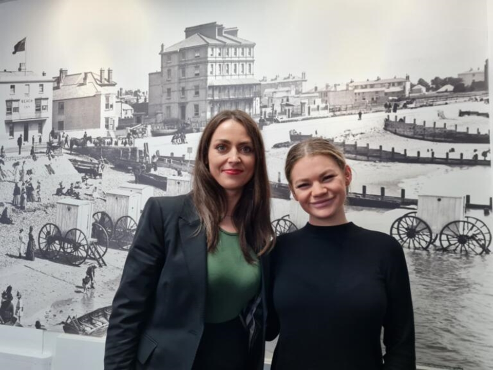 The Lettings Team;  Branch Manager - Jodie Gregory  Lettings Negotiator - Jessica Morton
