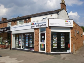 Jones & Chapman Bromborough would love to sell your house and help you with your onward purchase.