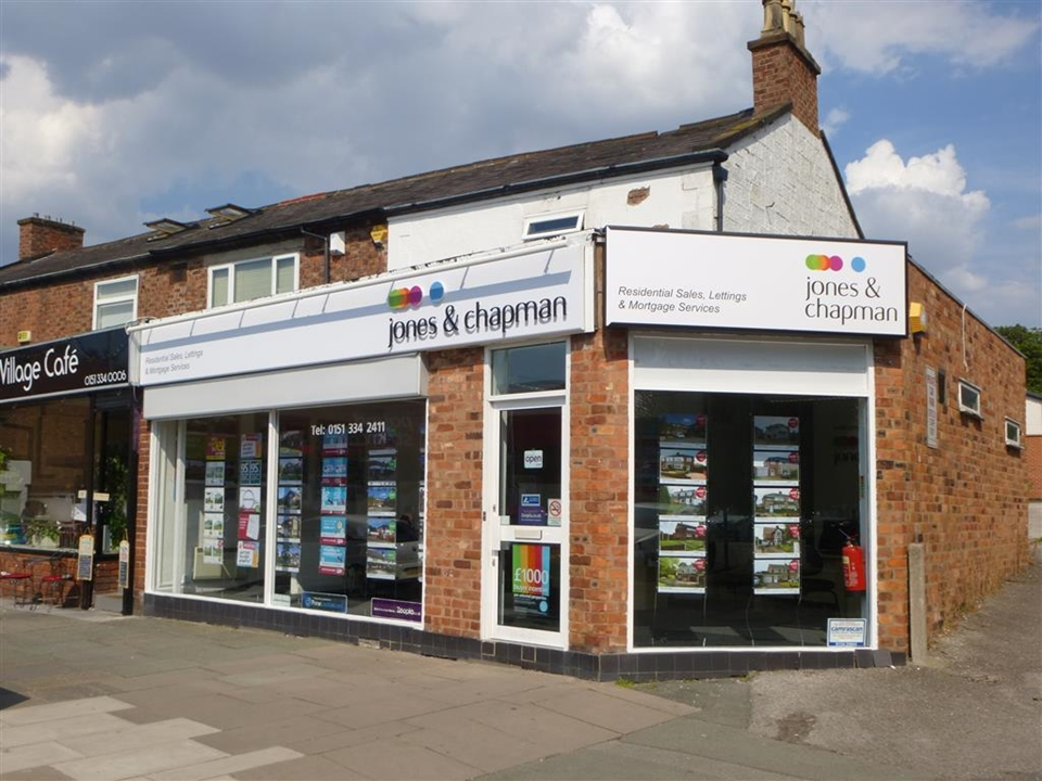 At Jones & Chapman Bromborough we are passionate about selling houses and getting our clients into their new dream home.