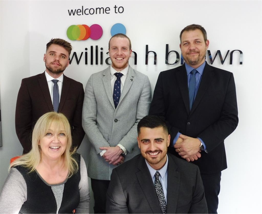 Meet the Broxbourne Team