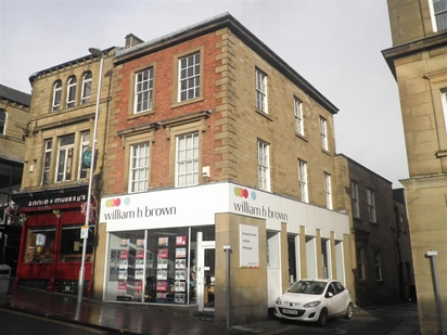 William H Brown Estate agents in Barnsley