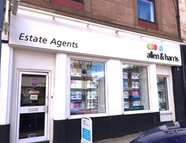 Allen & Harris Estate Agents in Hamilton