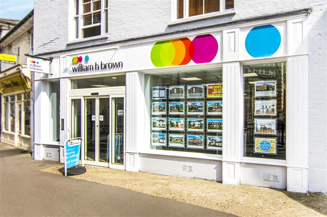 William H Brown Estate Agents can help you SELL, BUY, LET and RENT your property. Come in and speak to a member of staff who would be happy to help.