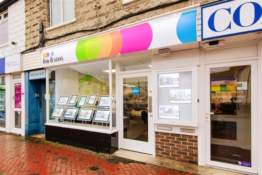 Fox & Sons THE Estate Agents in Chandlers Ford would love to help you sell your home.
