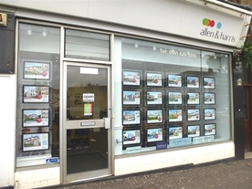 Allen & Harris Estate agents in Clarkston, Glasgow