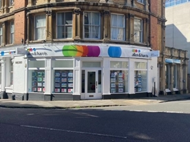 Allen & Harris Estate Agents situated in the heart of Clifton Village.
