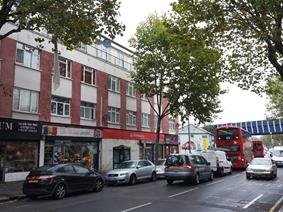 High Road Leyton, LONDON