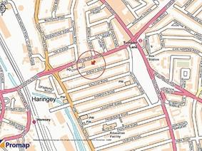 Turnpike Mews, Turnpike Lane, LONDON