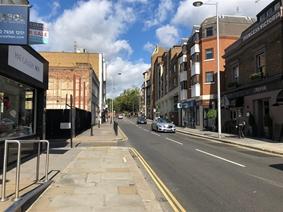 Pembroke Place & 32/34 Earls Court Road, LONDON