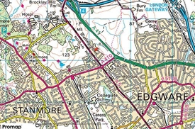 Pipers Green Lane, EDGWARE