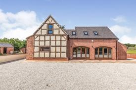 Manor Barn, Doveridge, Ashbourne