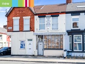 Bagot Street, Liverpool