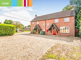 Barney-Bee Cottage, Mill Road, Banningham